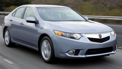 Acura скорочує модельний ряд