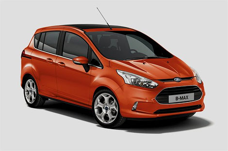 Ford розсекретив B-Max