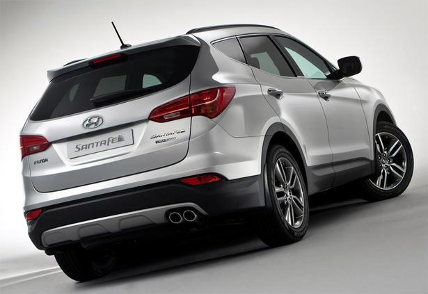 Hyundai Santa Fe отримав «п'ять зірок»