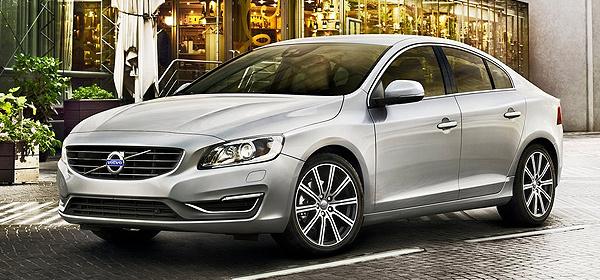 Volvo показала інтер'єр седана S60 2014