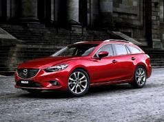 Універсал Mazda6 розсекретили