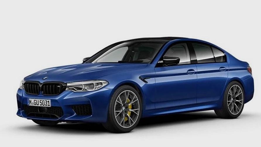 Новий BMW M5 показали до прем'єри