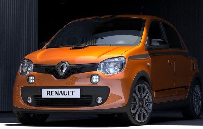 Новий Renault Twingo виходить на ринок
