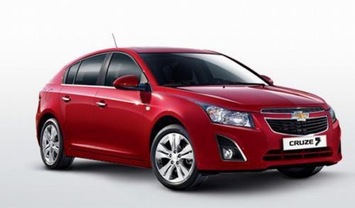 Chevrolet Cruze отримав нові кузови