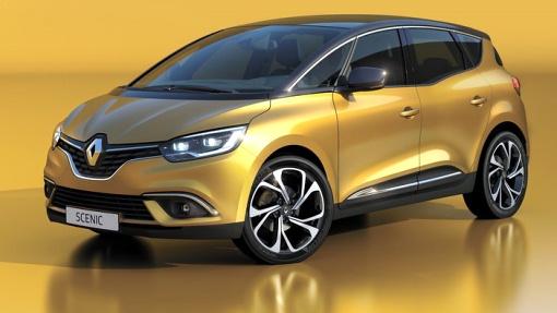 Renault Scenic нової генерації: офіційна інформація