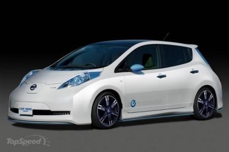 Nissan Leaf Nismo 2012