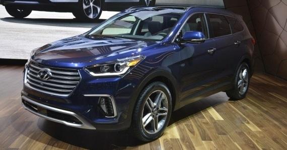 Hyundai Santa Fe 2017: офіційна презентація