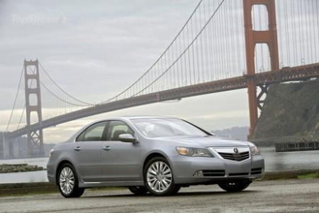Acura RLX нового покоління