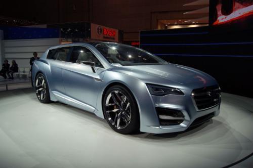 Гібрид Subaru Hybrid Tourer еволюціонував в Advanced Tourer