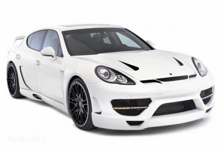 Porsche Panamera Cyrano від Hamann