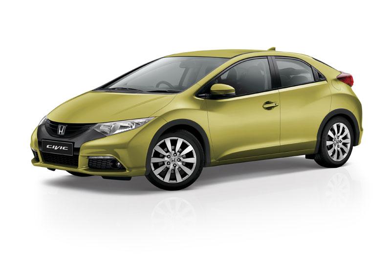 Дизельний Honda Civic отримав ціну
