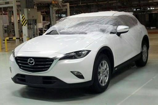 Mazda CX-4: новий кроссовер готовий