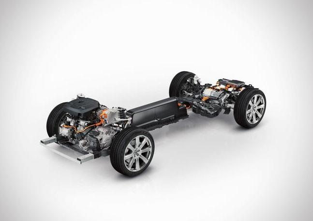 1000000 електромобілів від Volvo