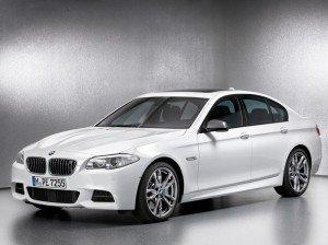 Компания BMW представила новую спортивную линейку M Performance