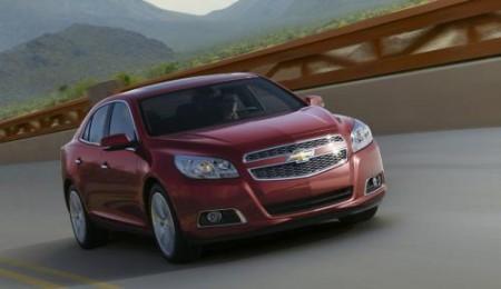 Турбовний Chevrolet Malibu 2013