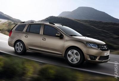 Найпросторіший Dacia Logan вийшов до публіки