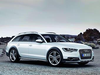 Audi офіційно представила A6 Allroad нового покоління