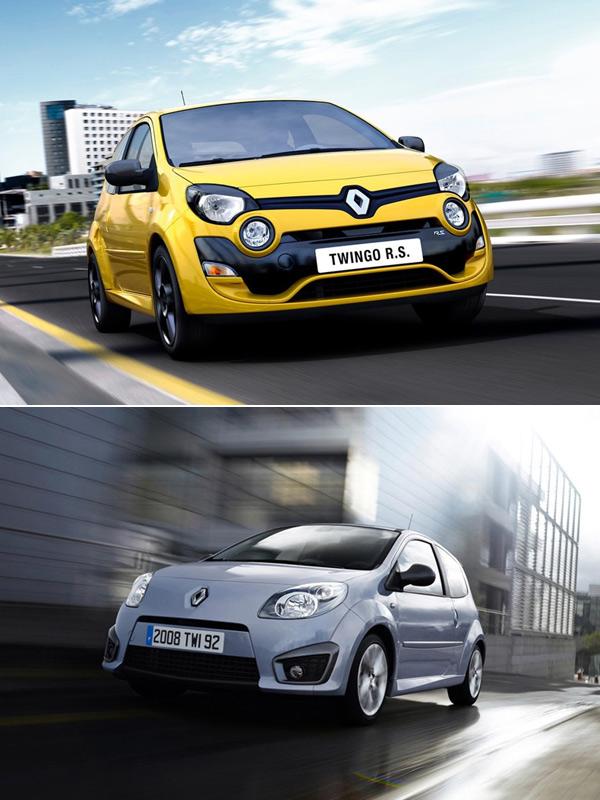 Renault Twingo RS оновився
