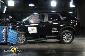 Європейці перевірили безпеку Mazda CX-5