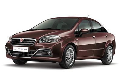 Новий Fiat Linea вже в Україні від 115 900 гривень