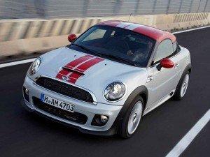Опубліковані фотографії нового Mini Coupe