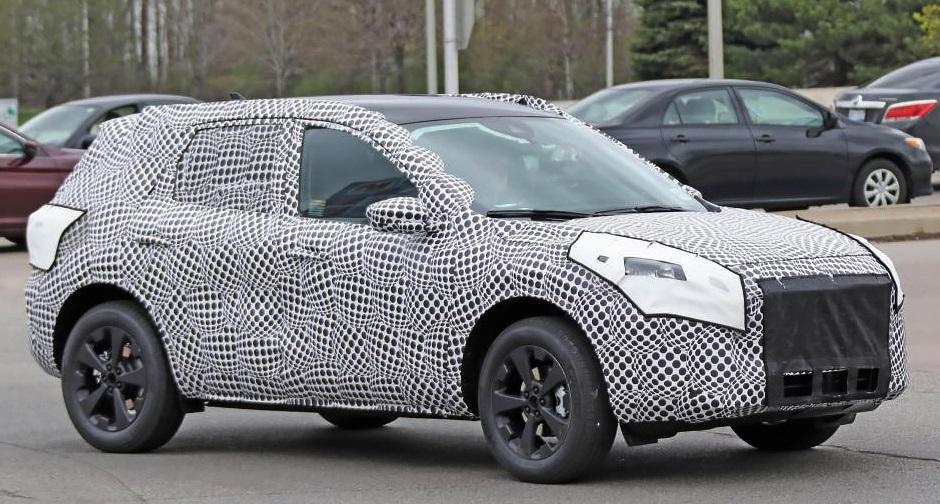 Ford Kuga 2020: що відомо про новий кроссовер?