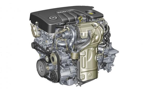 Opel поділився подробицями про новий турбодизель 1.6 CDTI Ecotec
