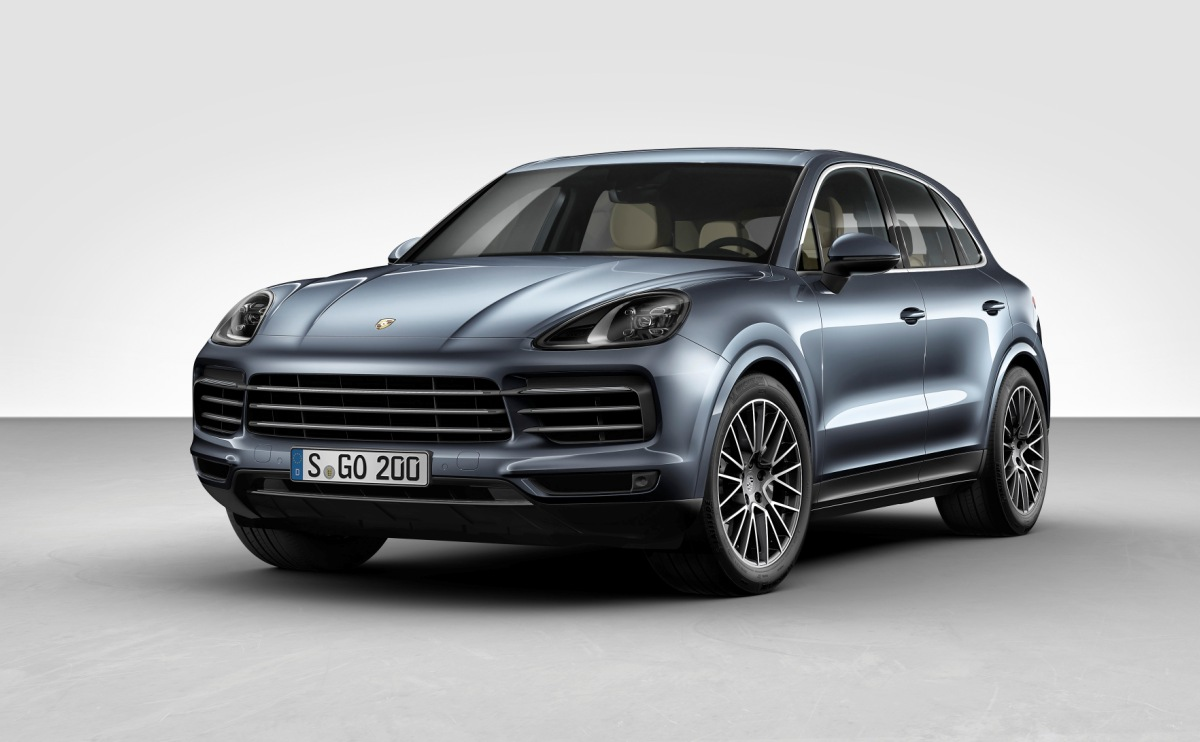 Офіційно: Porsche представив новий Cayenne