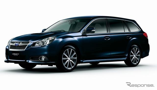 Subaru Legacy отримала 2-ю версію EyeSight