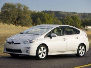 Toyota реалізувала 4000000 гібридних авто