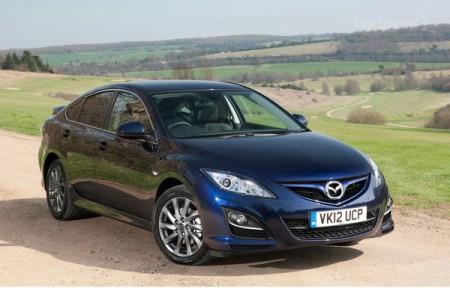 Експресивний Mazda 6 Venture Edition