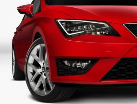 Seat Leon 2013 отримає повністю світлодіодні фари