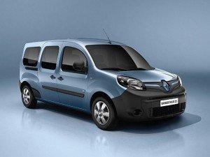Renault Kangoo оновився