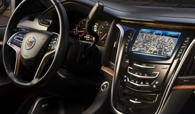 Cadillac розсекретив Escalade 2015