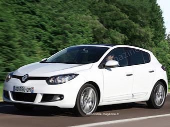Renault оновлює Megane