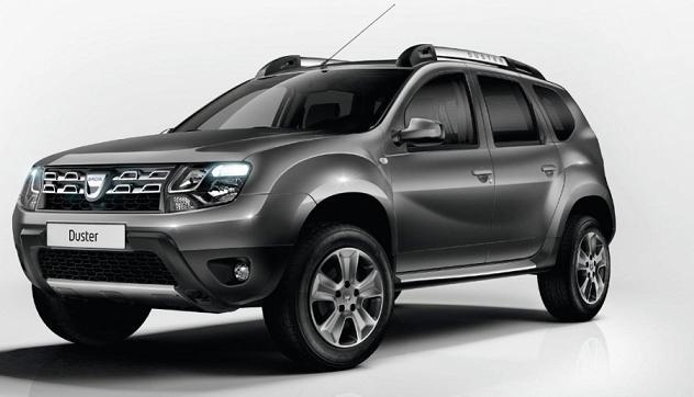 Dacia Duster 2016: оновлення компактного кросовера