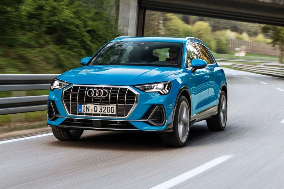 У Audi Q3 відвалюється педаль гальма: виробник відкликає автомобілі з ринку