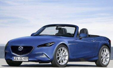 Mazda працює над новим MX-5 - перше зображення