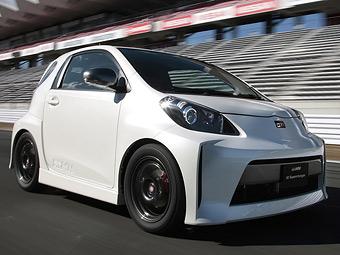Toyota побудувала 130 сильний iQ 130G MT