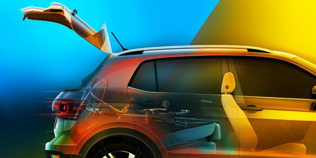 Volkswagen розповів про салон нового кросовера