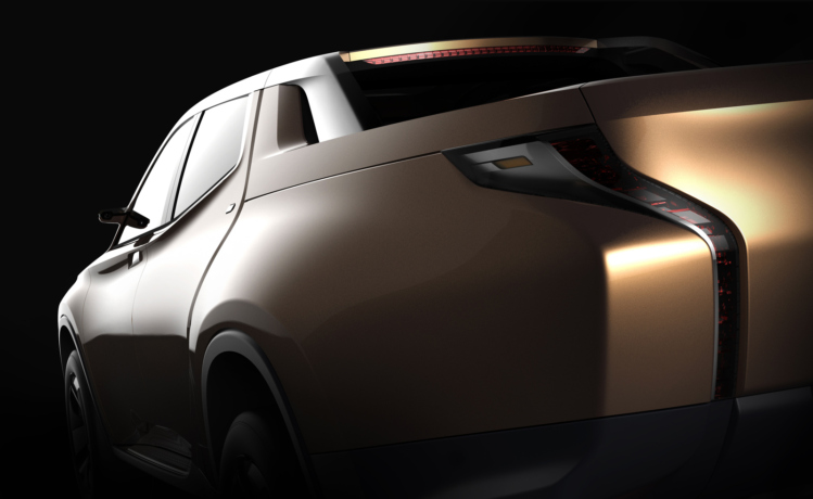 Mitsubishi готує новий L200