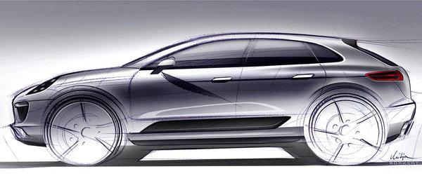 Новий Porsche назвуть Macan