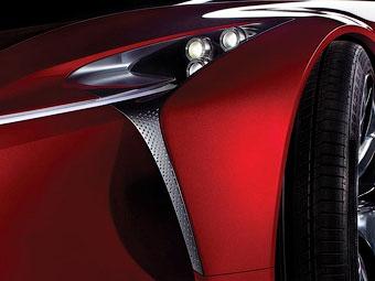Дизайн майбутніх моделей Lexus покажуть в Детройті