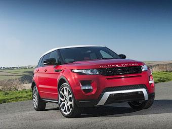 Range Rover Evoque отримає 9-ступінчастий