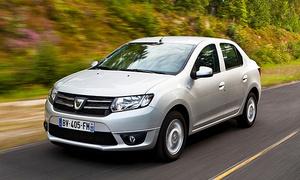Dacia Logan - тепер