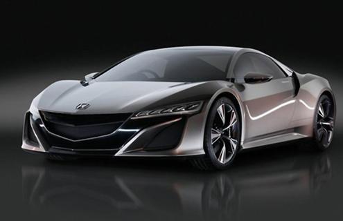Acura NSX розсекречена достроково