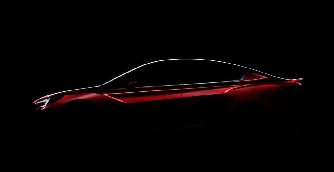 Subaru презентує новий седан Impreza