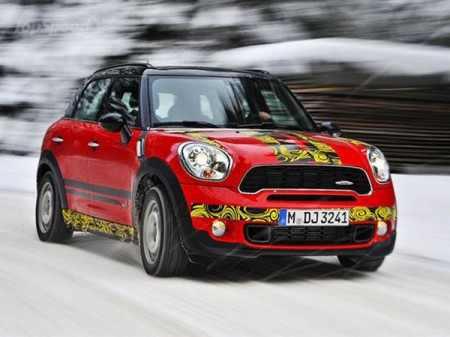Mini Countryman JCW 2012