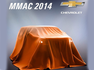 Chevrolet підготував кросовер нового покоління