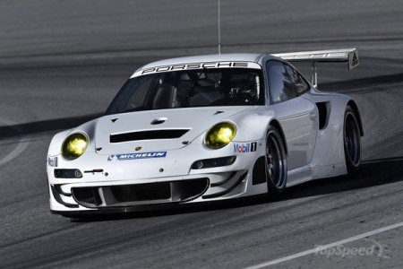 Porsche 911 GT3 RSR 2012